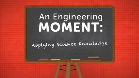 2. APPLYING SCIENCE KNOWLEDGE